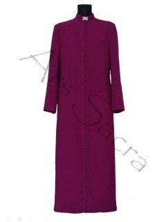 Purple cassock - in stock, shipping in 24h
