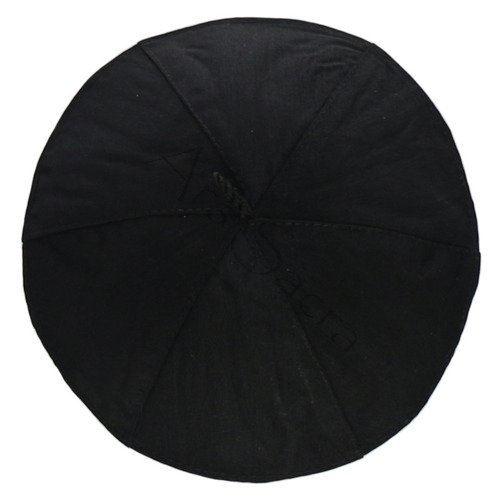 Black zucchetto ZU-BLACK