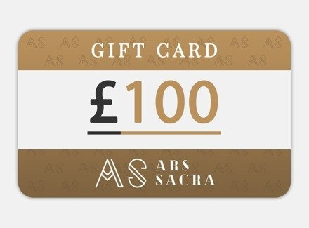 GIFT CARD 100 GBP