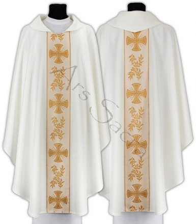 Gothic Chasuble 006-Z
