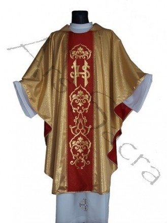 Gothic Chasuble 033-R