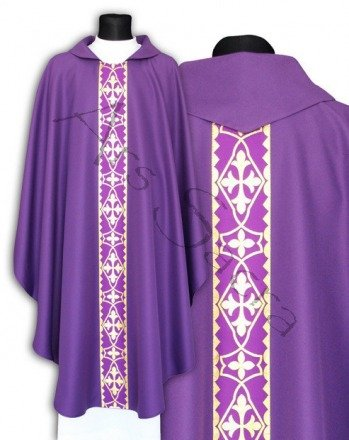 Gothic Chasuble 102-BC