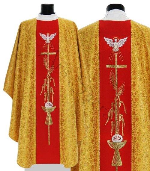 """Gothic Chasuble """"Holy Spirit"""" G007-GC16"""
