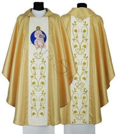 "Gothic Chasuble ""Year of Faith"" 625-G"