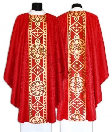 Gothic Chasuble - in stock, shipping in 24h