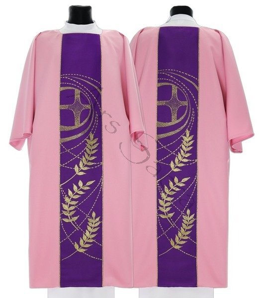 Gothic Dalmatic - in stock, shipping in 24h