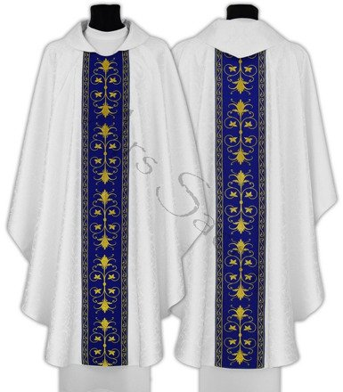 Marian Gothic Chasuble 561-ABN25
