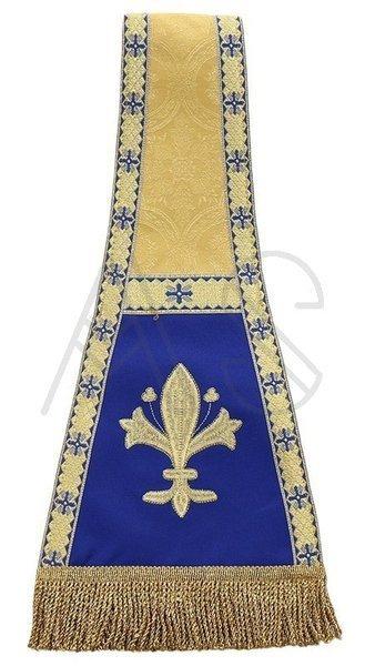 "Chasuble ""Saint Philippe Neri"" F782-R25"