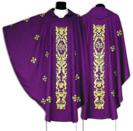 Chasuble gothique 541-Z
