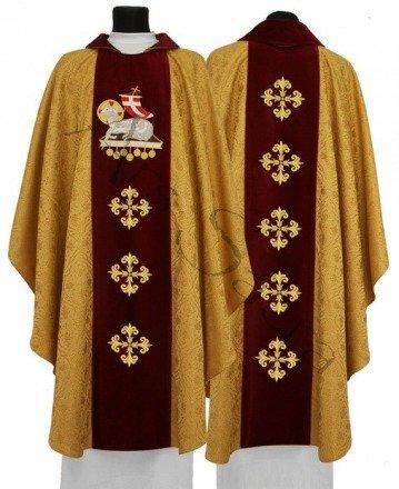Chasuble gothique 604-AGC16