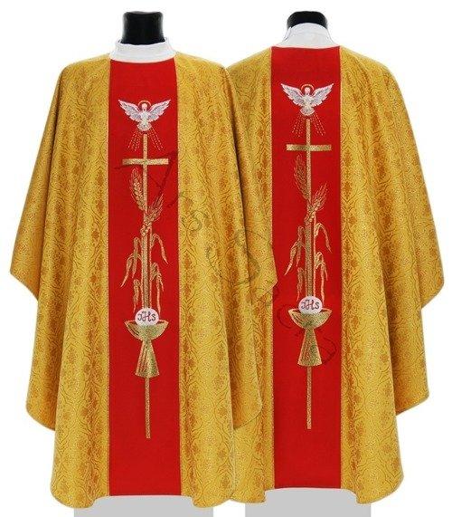 """Chasuble gothique """"Saint Esprit"""" G007-GC16"""