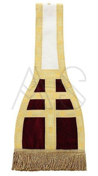 Chasuble romaine R063-ACZ