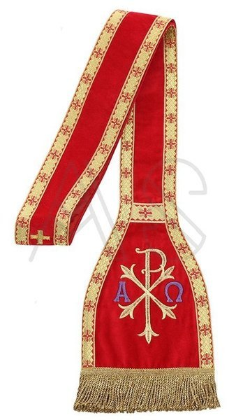Chasuble romaine R457-AFA