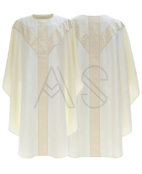Chasuble semi-gothique GY061-R25