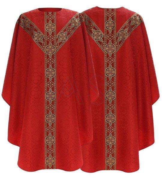 Chasuble semi-gothique GY201-C25