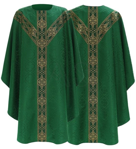 Chasuble semi-gothique GY201-Z25