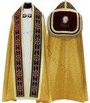 "Chape romaine ""Saint Padre Pio"" KT579-AK25h29"