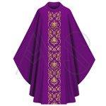 Chasuble gothique 674-Fg