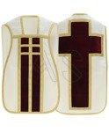 Chasuble romaine R063-AZ
