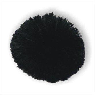 Czarny pompon POM-CZ
