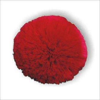 Czerwony pompon POM-C