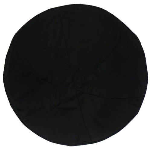 Czarna piuska ZU-BLACK
