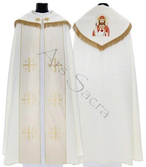 """Kapa gotycka """"Jesus Chrystus Król"""" K009-Kh5f"""