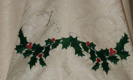 """Ornat gotycki """"Boże Narodzenie"""" 643-K25"""