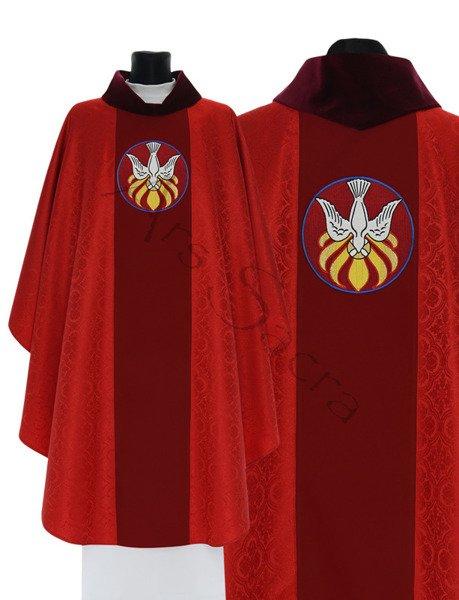 """Ornat gotycki """"Duch Święty"""" 742-GC16g"""
