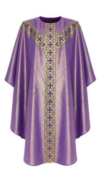 Ornat semi gotycki GY071-F10