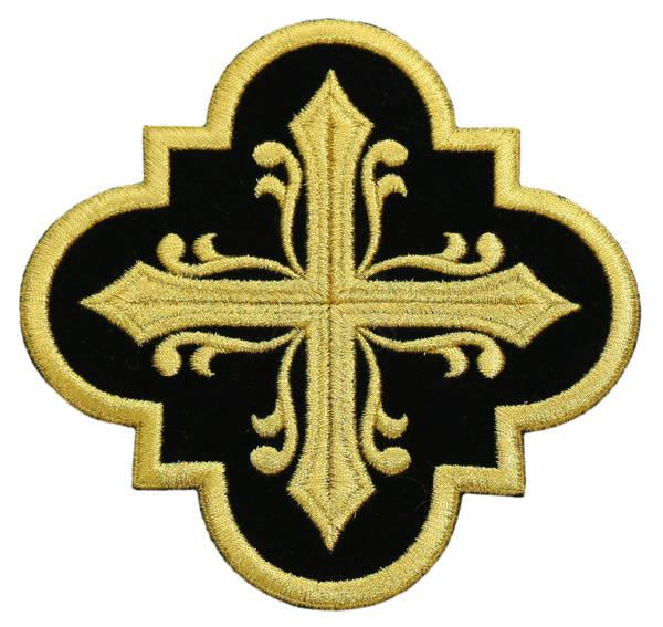 """Emblema """"Cross"""" AP-CROSS-R"""