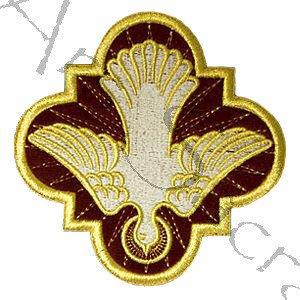 "Emblema ""Holy Spirit"" AP-SPIRIT"