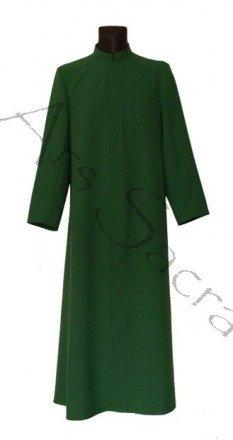 Sotana de monaguillo verde ASC-Z