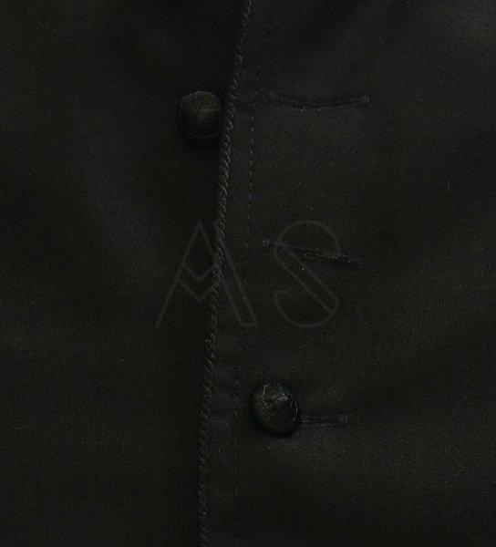 Sotana negra de invierno CASS-W-CZ